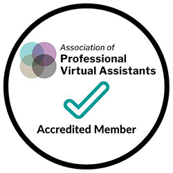 APVA Accreditation badge