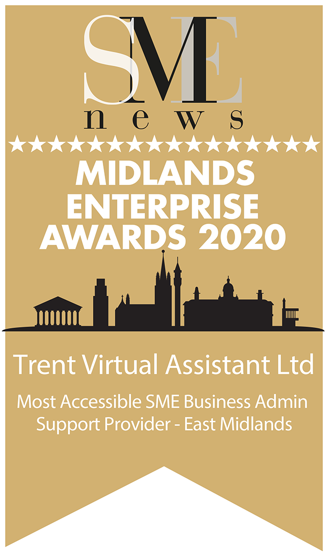 Midlands Enterprise Awards 2020 Winners Logo